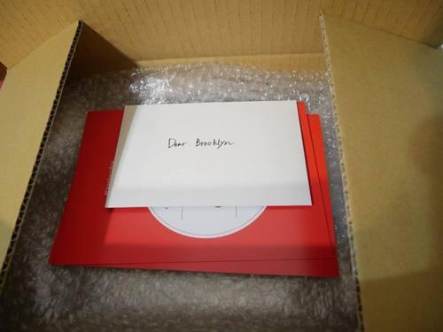 bb手紙のサムネール画像